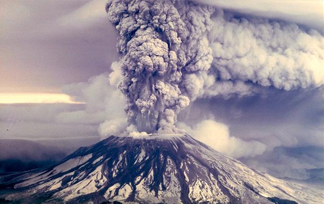 AW: Aktuelle Vulkanausbrüche (Weltweit)