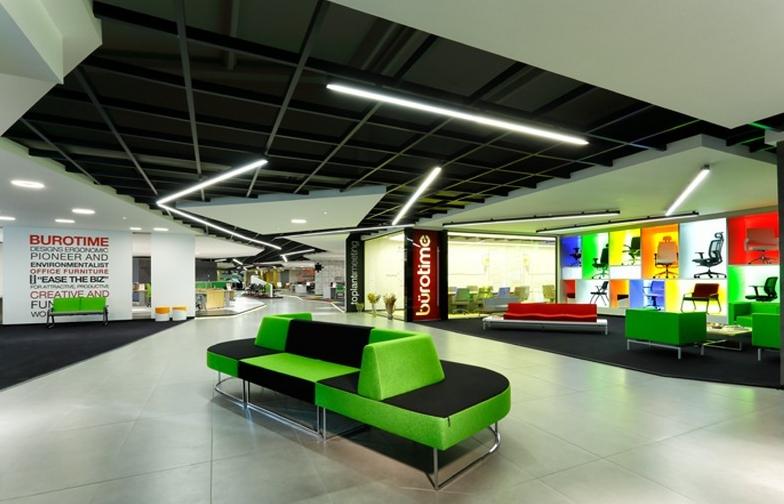 Bürotime Capara Shop In Shop Büromöbel Zu Günstigen Preisen