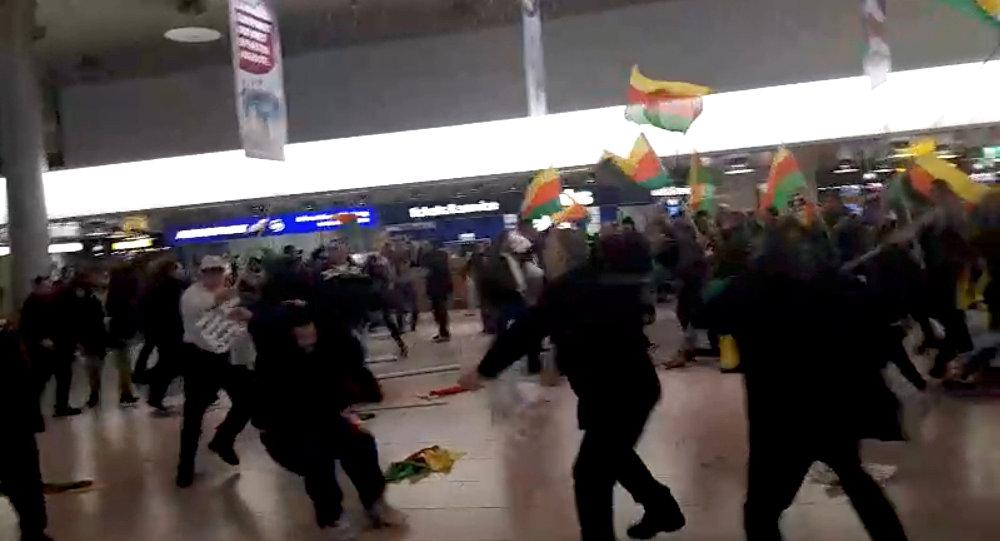 Hannover protest gegen türkischen syrien einsatz endet in