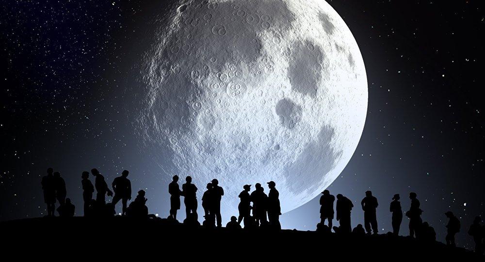 Reif für Kolonisation? Mond besitzt ausreichend Wasser - Nasa