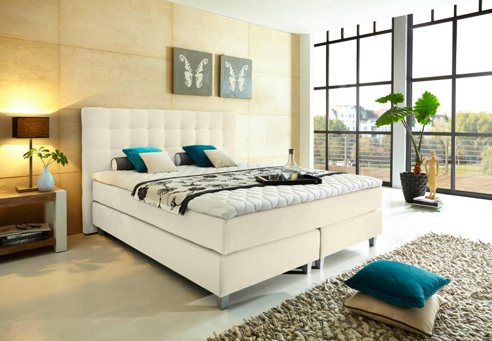 boxspringbett mit stauraum jetzt neu bei welcon zaronews. Black Bedroom Furniture Sets. Home Design Ideas