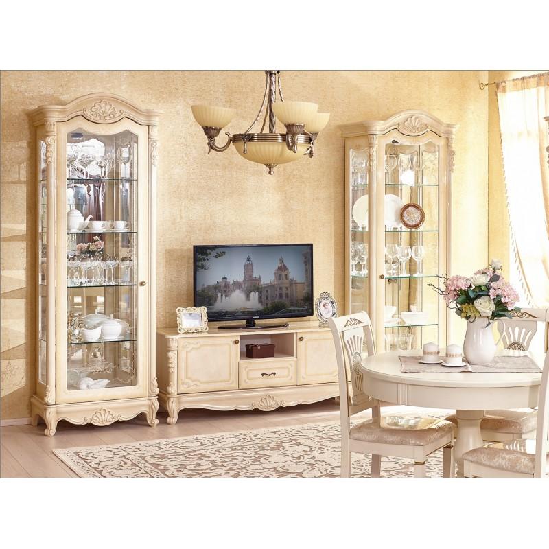Italienisches Wohnzimmer