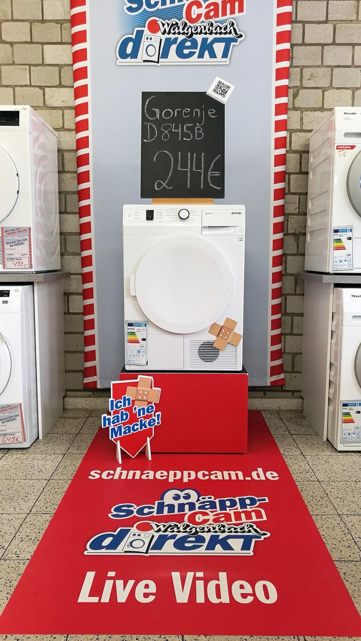 Walgenbach Düsseldorf einzigartig im handel schnäppcam filmt stark reduzierte