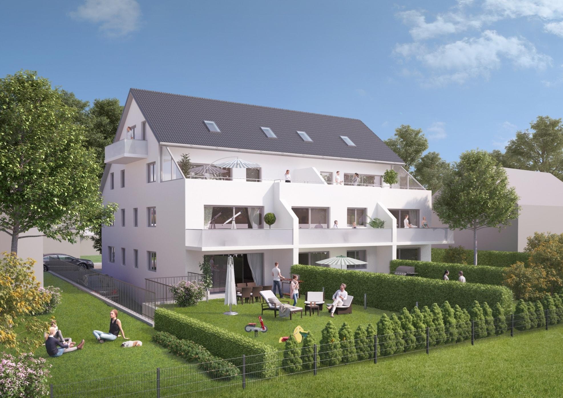 Wir gestalten Ihr Traumhaus nach Ihren Wünschen. Ihr Smart Home ...