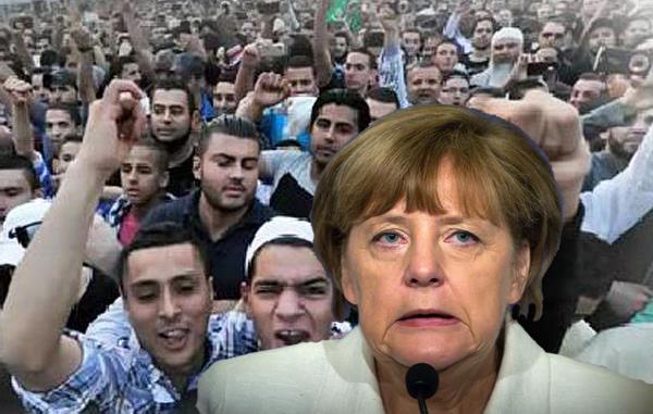 35.000 Ausländer mit Einreisesperre kommen – Merkel: Das liegt im Interesse Deutschlands
