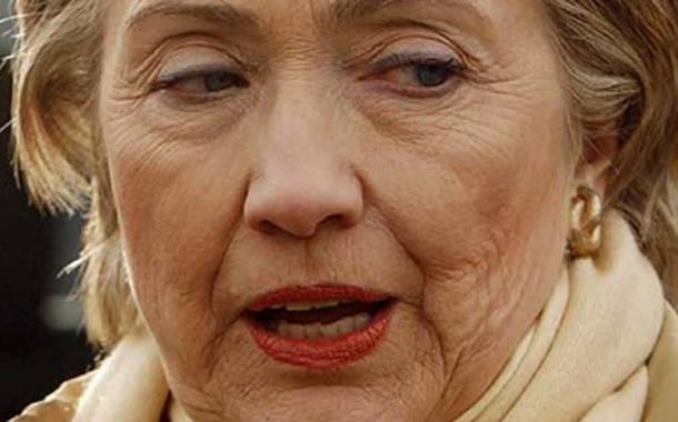 Hillary Clinton Reptiloid