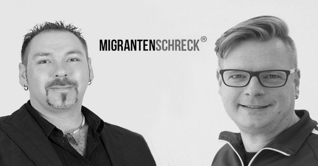 Pogrom Gegen Migrantenschreck Kunden Diese Zwei Männer