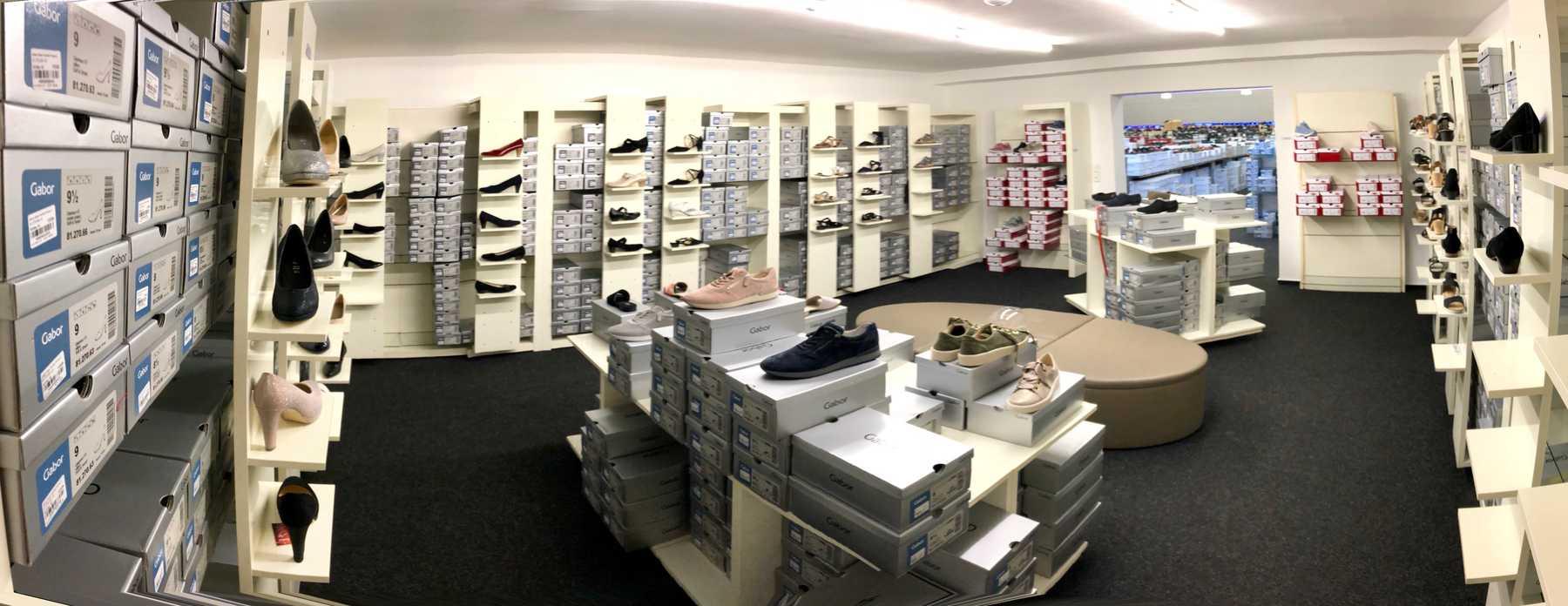 Vergrößerung: Gabor Schuhe in Übergrößen stationär jetzt auf